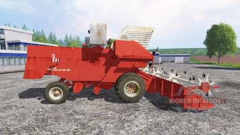 SK-6 Kolos v1.0 für Farming Simulator 2015