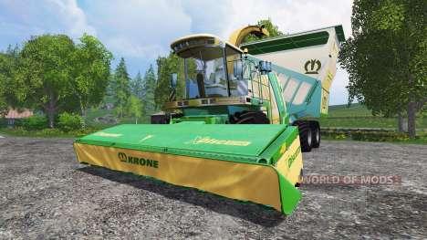 Krone Big X 650 Cargo v3.0 für Farming Simulator 2015