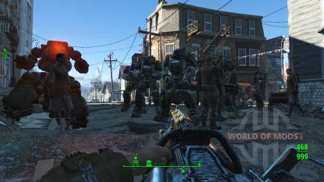 Brotherhood Support pour Fallout 4