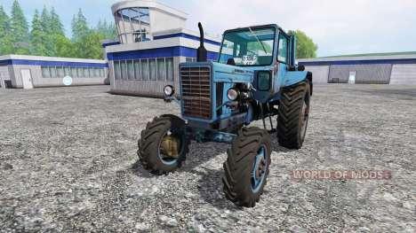 MTZ-L pour Farming Simulator 2015
