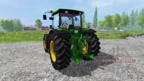 John Deere 7730 [new gear] für Farming Simulator 2015