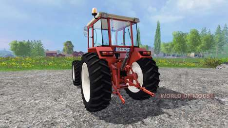 Renault 751-4 v1.0 für Farming Simulator 2015