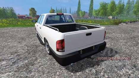 PickUp Drift v2.0 pour Farming Simulator 2015