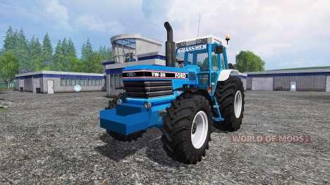 Ford TW 35 für Farming Simulator 2015