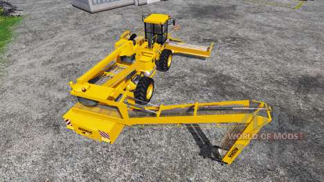 ROPA euro-Maus 3 pour Farming Simulator 2015
