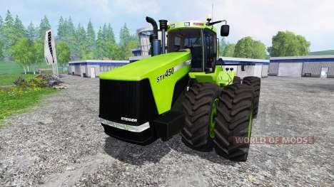 Case IH Steiger 450 STX pour Farming Simulator 2015