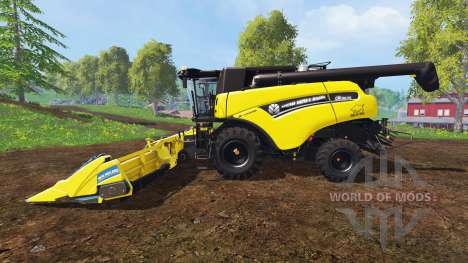 New Holland CR90.75 [Yellow Bull] pour Farming Simulator 2015