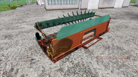 ŽZE-5 für Farming Simulator 2015