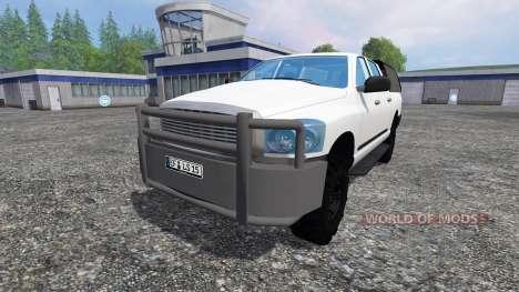 Ford Pickup v4.0 pour Farming Simulator 2015