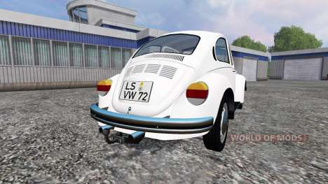 Volkswagen Beetle 1973 v1.1 für Farming Simulator 2015