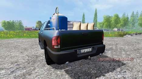 Dodge Ram Service v1.0 für Farming Simulator 2015