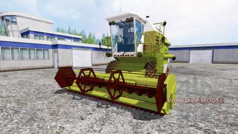 CLAAS Dominator 86 für Farming Simulator 2015