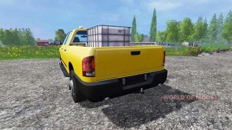 PickUp Service v1.2 pour Farming Simulator 2015