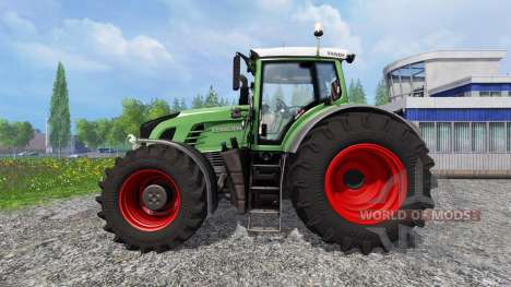 Fendt 939 Vario v2.1 pour Farming Simulator 2015