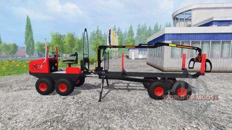 Alstor 8x8 v1.1 pour Farming Simulator 2015