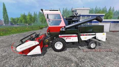 SC-MA-1 Niva-Effekt für Farming Simulator 2015