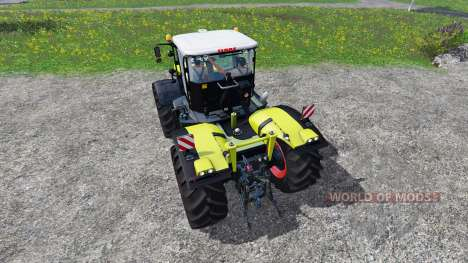 CLAAS Xerion 4500 v3.0 für Farming Simulator 2015