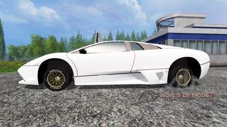 Lamborghini Murcielago LP640 [beta] pour Farming Simulator 2015