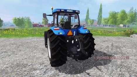 New Holland T8020 v4.0 pour Farming Simulator 2015