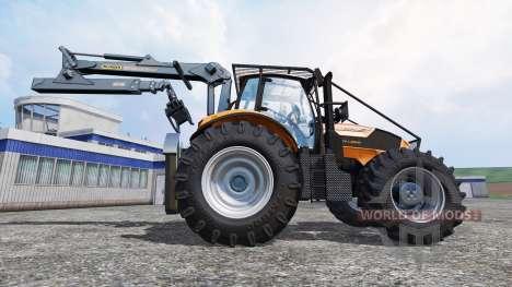 Deutz-Fahr Agrotron 7250 TTV [forestry] v1.1 für Farming Simulator 2015