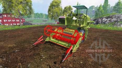 CLAAS Consul v1.1 für Farming Simulator 2015