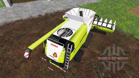 CLAAS Lexion 780TT [pack] pour Farming Simulator 2015