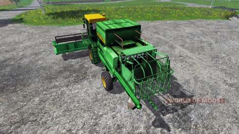 Don 1500B v2.0 für Farming Simulator 2015
