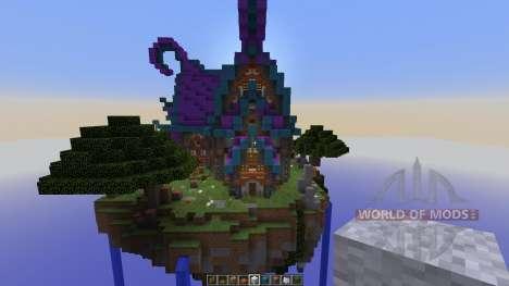 Fantasy Island pour Minecraft