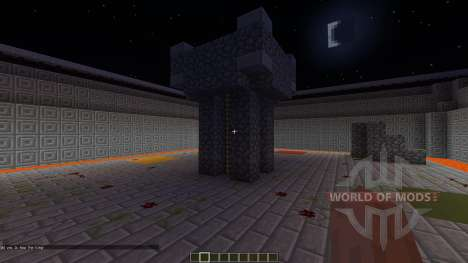 4 Player Arena Holds Up To 5 pour Minecraft