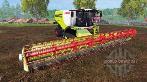 CLAAS Lexion 780TT v1.3 pour Farming Simulator 2015