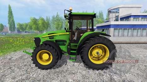 John Deere 7930 v3.5 für Farming Simulator 2015