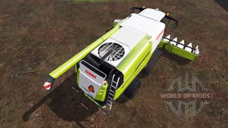 CLAAS Lexion 780TT v1.4 für Farming Simulator 2015