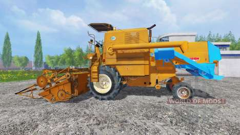Bizon Z056 [full script] für Farming Simulator 2015