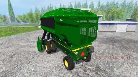 John Deere 9550 für Farming Simulator 2015