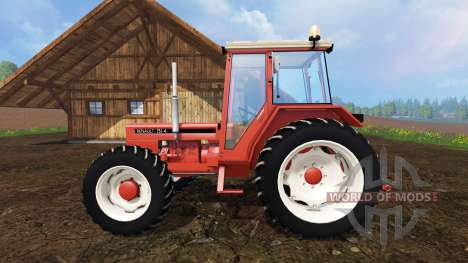 Renault 751-4 v0.9 für Farming Simulator 2015