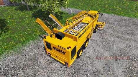 ROPA euro-Tiger V8-3 XL v2.0 pour Farming Simulator 2015