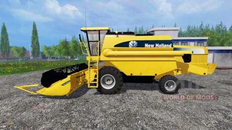 New Holland TC54 v1.5 pour Farming Simulator 2015