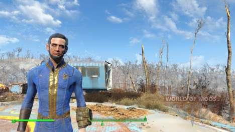 Abraham Lincoln pour Fallout 4