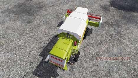 CLAAS Mega 208 für Farming Simulator 2015