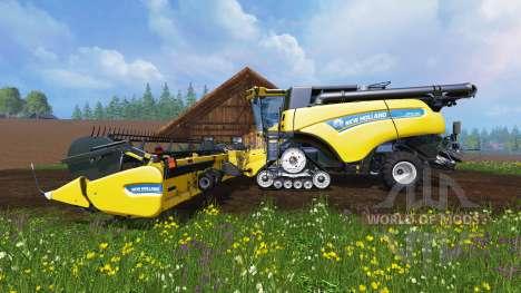 New Holland CR10.90 [turbo] für Farming Simulator 2015