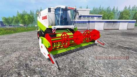 CLAAS Lexion 430 v1.2 pour Farming Simulator 2015