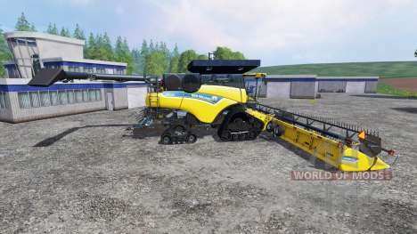 New Holland CR10.90 v3.2 pour Farming Simulator 2015