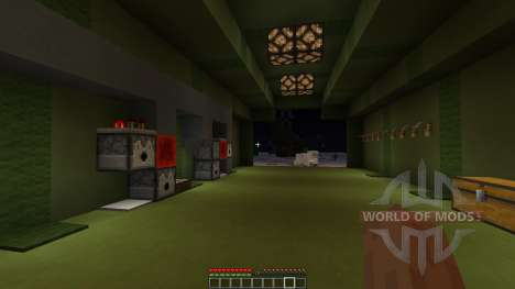 Military Base für Minecraft