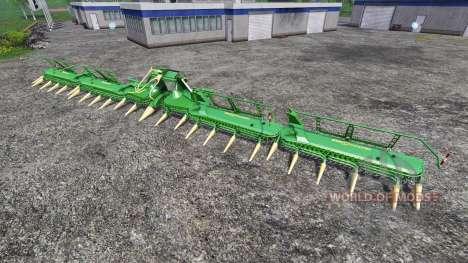 Krone Easy Collect 3053 für Farming Simulator 2015
