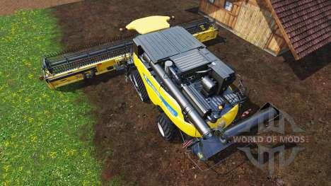 New Holland CR10.90 [turbo] pour Farming Simulator 2015