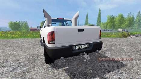 Ford Pickup v3.0 pour Farming Simulator 2015