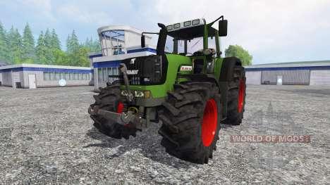Fendt 930 Vario TMS v3.0 pour Farming Simulator 2015