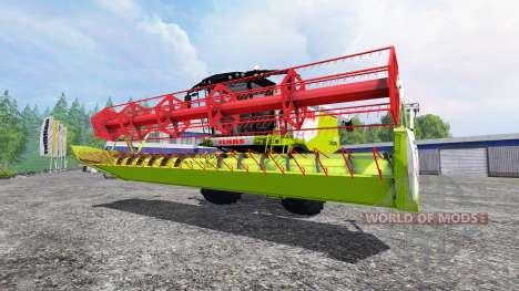 CLAAS Vario 900 für Farming Simulator 2015