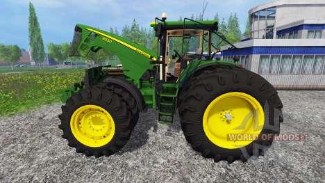 John Deere 8530 [USA] für Farming Simulator 2015