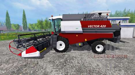 Vector 420 für Farming Simulator 2015